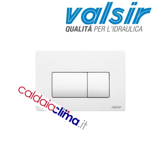 VALSIR - TROPEA PLACCA DI COMANDO P1-2 TASTI