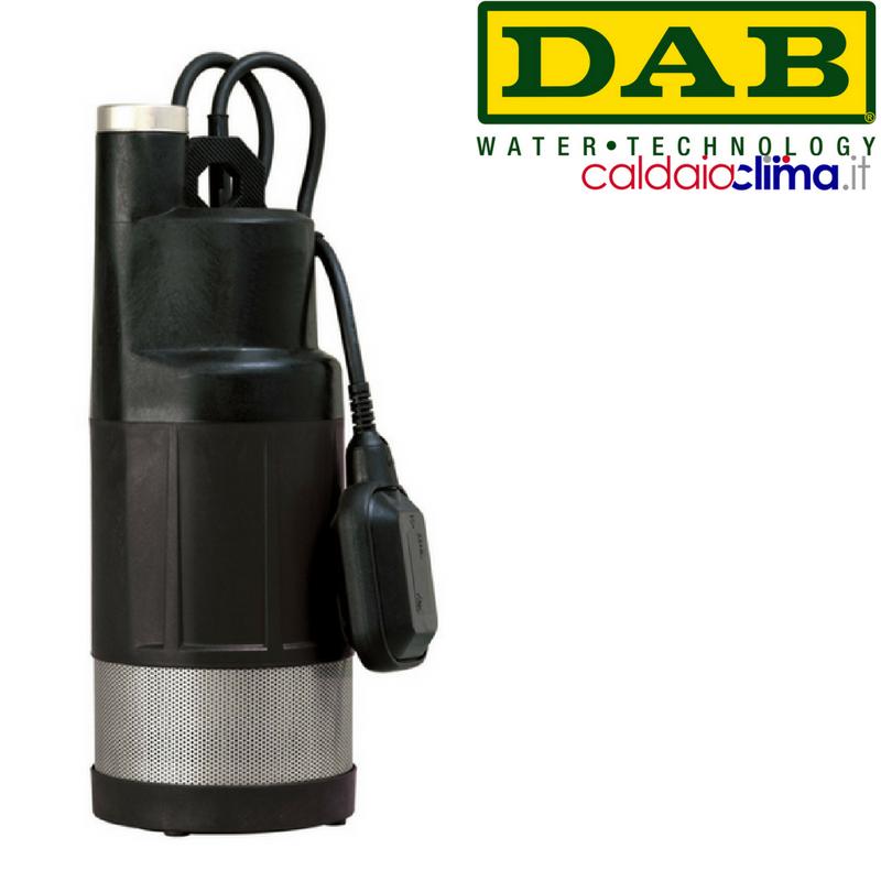 Elettropompa sommersa Dab Diver 6 mod. 700