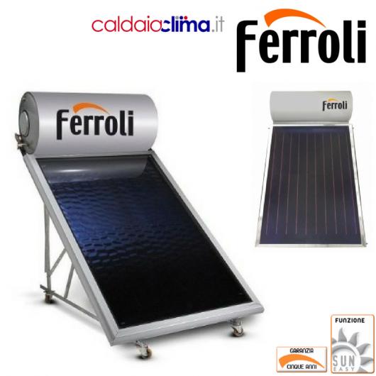 FERROLI PANNELLO SOLARE ECOTECH MOD. 150