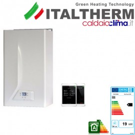 ITALTHERM CALDAIA A CONDENSAZIONE CITY CLASS KR 35 - METANO