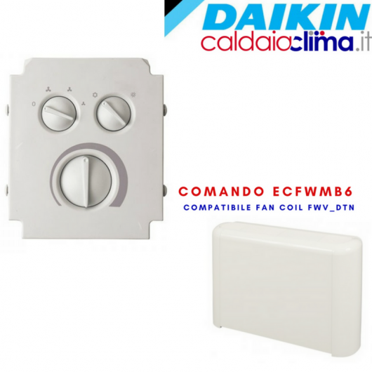 DAIKIN COMANDO FAN COIL MOD. ECFWMB6