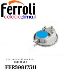 FERROLI PRESSOSTATO DIFFERENZIALE ARIA ORIGINALE FER39817511