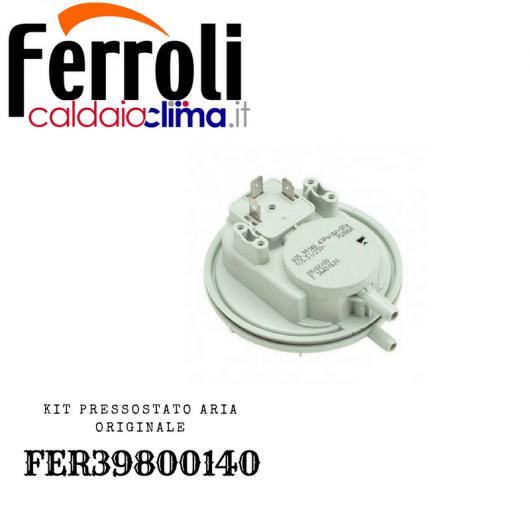 FERROLI PRESSOSTATO DIFFERENZIALE ARIA ORIGINALE FER39800140