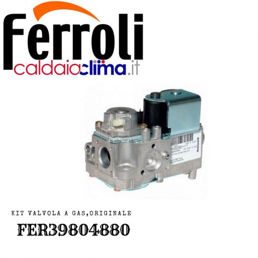 FERROLI KIT VALVOLA A GAS ORIGINALE FER39804880
