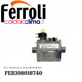 FERROLI KIT VALVOLA A GAS ORIGINALE FER39818740