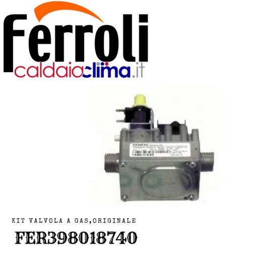 FERROLI KIT VALVOLA A GAS ORIGINALE FER39818740