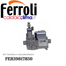 FERROLI KIT VALVOLA A GAS ORIGINALE FER39817850