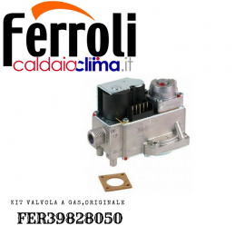 FERROLI KIT VALVOLA GAS ORIGINALE FER39828050