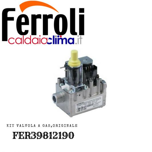 FERROLI KIT VALVOLA A GAS ORIGINALE FER39812190
