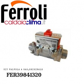 FERROLI KIT VALVOLA A GAS ORIGINALE FER39841320