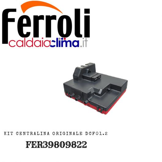FERROLI KIT CENTRALINA ORIGINALE DCF01.2-FER39809822
