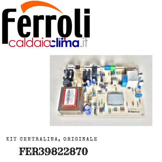 FERROLI KIT CENTRALINA ORIGINALE FER39822870