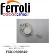 FERROLI PRESSOSTATO DIFFERENZIALE ARIA ORIGINALE FER3980C840