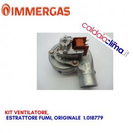 IMMERGAS VENTILATORE-ESTRATTORE FUMI ORIGINALE 1.018779