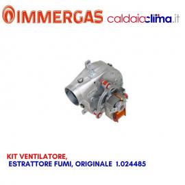 IMMERGAS VENTILATORE -ESTRATTORE FUMI ORIGINALE 1.024485