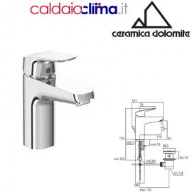 CERAMICA DOLOMITE MISCELATORE MONOCOMANDO LAVABO-B5112