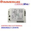 IMMERGAS CENTRALINA ELETTRONICA ORIGINALE 1.011978