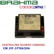 BRAHMA CENTRALINA QUADRO COMANDI CM 31F-37106206 COMPATIBILE