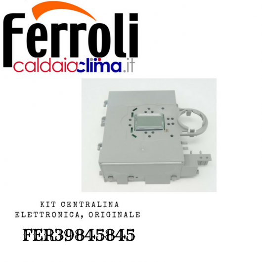FERROLI KIT CENTRALINA ELETTRONICA ORIGINALE FER39845845