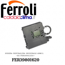 FERROLI SCHEDA CENTRALINA ORIGINALE ABM01-FER 3980I620 (EX FER39841332)
