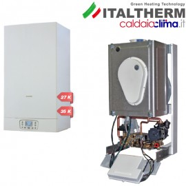 Caldaia a condensazione Italtherm Time k27 - 25 kw