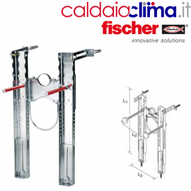 Staffa per sanitari sospesi Premium Fisher Art. 428998