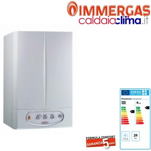 Caldaia a condensazione Immergas Victrix ZEUS Erp 26 kw -GPL