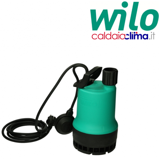 Wilo Pompa Sommergibile DRAIN TMW 32/8