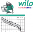 Wilo Pompa Centrifuga  JET WJ 203 X EM