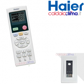 Comando HAIER per controllo Unità YR-HD01+interfaccia RE-02