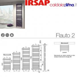 Radiatore Irsap Scalda-salviette Arredo Bagno - Flauto2