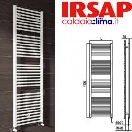 Radiatore Arredo bagno Irsap Mod. Ares 1720/730