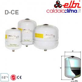 Serbatoio polifunzionale a membrana fissa Elbi D35 CE