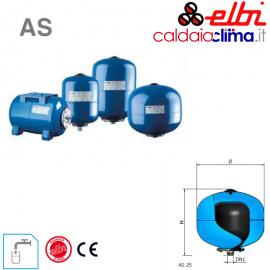 Autoclave ELBI a membrana intercambiabile AS 25 CE per acqua sanitaria