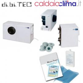 Sanisplit 3 Cassetta Trituratore WC di.bi. Tec