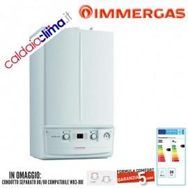 Caldaia a condensazione Immergas Victrix Exa 28-28 kw GPL