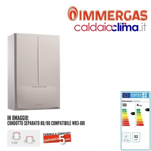 Caldaia a condensazione Immergas Victrix KW TT 35 - 35 kw Metano