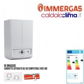Caldaia a condensazione Immergas Victrix Zeus 25 kw