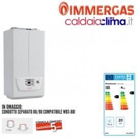 Caldaia a condensazione Immergas Victrix Omnia 20 kW