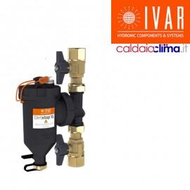 Defangatore magnetico Ivar DIRTSTOP XL