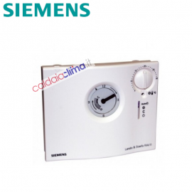 Crono-termostato giornaliero analogico RAV11.1 SIEMENS