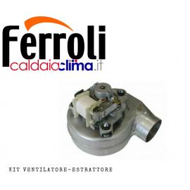 Ferroli Kit Ventilatore-estrattore fumi FER39817650