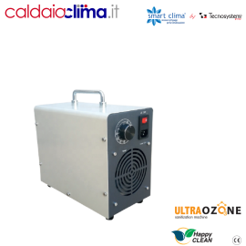 Generatore di Azono UltraOzone Sanitization Machine-Tecnosystemi