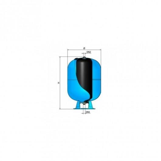 Autoclave a membrana intercambiabile Elbi AFV 100