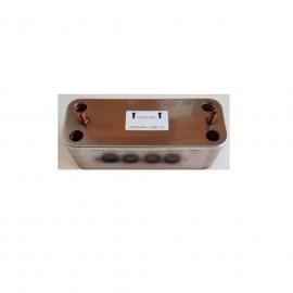 Ferroli Scambiatore 20 piastre originale FER39836730