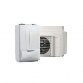 Immergas Pompa di calore ibrida- Victrix Hybrid